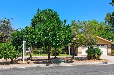 Single Family Home For Sale: 1827 Westward Ho Cir
