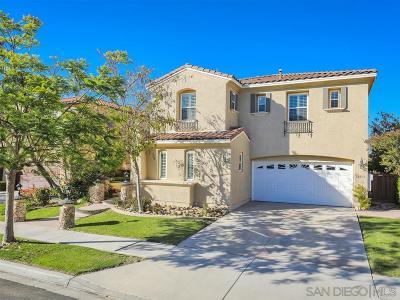 San Diego Single Family Home For Sale: 12865 Starwood Ln