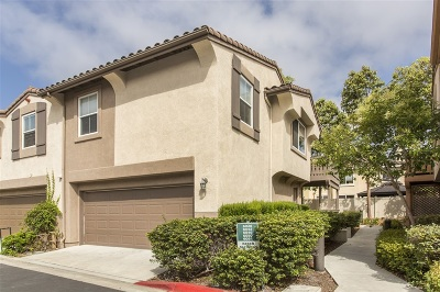 Townhouse For Sale: 6054 Paseo Salinero