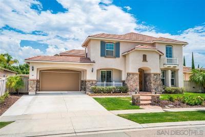 Single Family Home For Sale: 1111 Joshua Creek Place