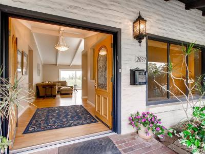 Single Family Home For Sale: 2037 Hacienda Cir