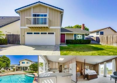 San Diego Single Family Home For Sale: 15174 Susita Street