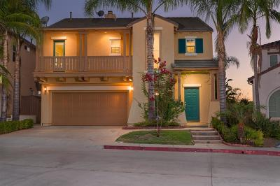 San Diego Single Family Home For Sale: 11516 Aprica Pl