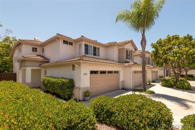 Oceanside Townhouse For Sale: 4655 Los Alamos Way #A