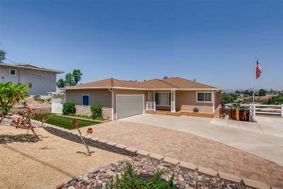 Single Family Home For Sale: 972 Sharon Way