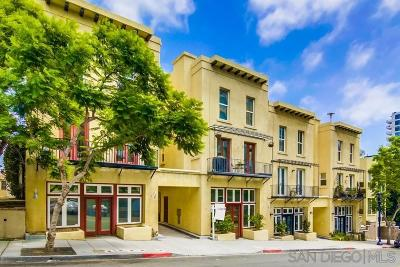 San Diego Townhouse For Sale: 1551 9th Avenue