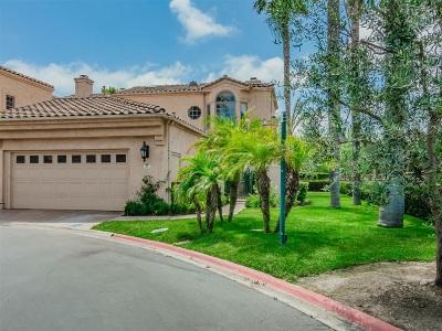 Rancho Santa Fe Townhouse For Sale: 3601 Paseo Vista Famosa