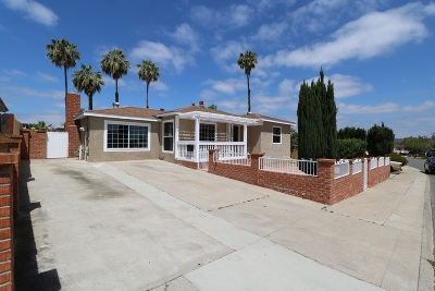 San Diego Single Family Home For Sale: 4008 Vista Grande Dr