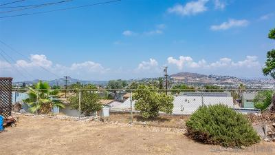 San Diego CA Single Family Home For Sale: $399,900