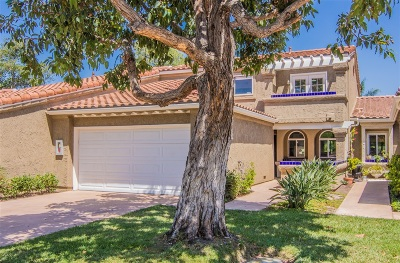 San Diego CA Attached For Sale: $750,000