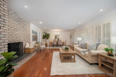 Single Family Home For Sale: 1697 Sunburst Drive
