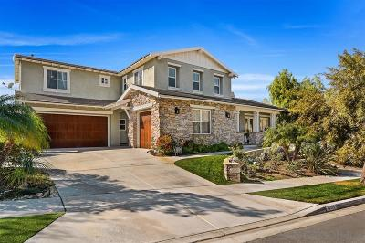San Diego CA Single Family Home For Sale: $1,299,000