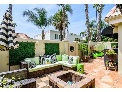Coronado Single Family Home For Sale: 73 Half Moon