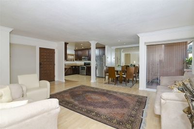 San Diego County Attached For Sale: 2610 Torrey Pines Road #D35