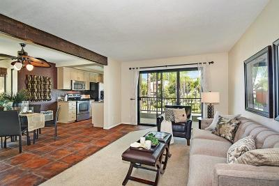 San Diego County Attached For Sale: 6736 Oakridge Road #211