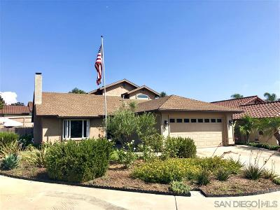San Diego County Single Family Home For Sale: 517 Woodhouse Ave