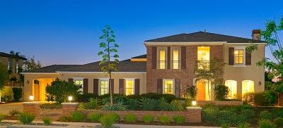 San Diego County Single Family Home For Sale: 11454 Via Santa Brisa