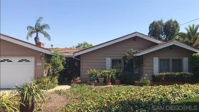 Oceanside Single Family Home For Sale: 181 Parnassus Circle