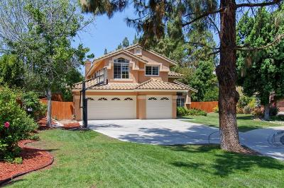 Poway CA Single Family Home For Sale: $849,900
