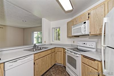 San Diego Single Family Home For Sale: 7575 Charmant Dr. #1004