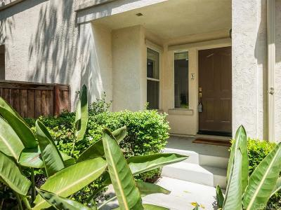 San Diego CA Townhouse For Sale: $829,000