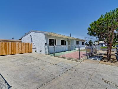 San Diego CA Single Family Home For Sale: $439,000