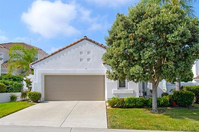 Oceanside Single Family Home For Sale: 6035 Piros Way