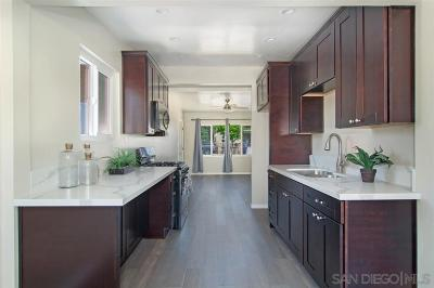 San Diego CA Single Family Home For Sale: $489,000