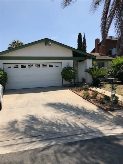 San Diego County Single Family Home Back On Market: 3093 Don Pancho Way