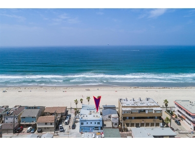 Attached For Sale: 3275 Ocean Front Walk #5