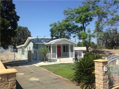 Escondido Single Family Home For Sale: 808 W 7th Ave