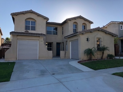 Chula Vista Single Family Home For Sale: 1596 Picket Fence Drive