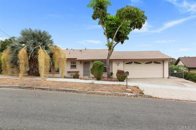 Oceanside Single Family Home For Sale: 420 Fowles