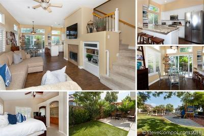 San Diego County Attached For Sale: 16939 Robins Nest Way #2