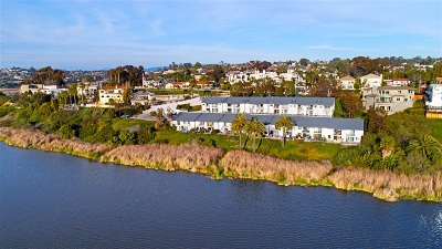 San Diego County Attached For Sale: 2399 Jefferson Street