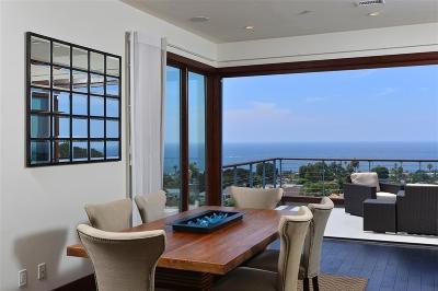 La Jolla Single Family Home For Sale: 5648 Linda Rosa Ave