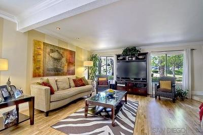 Carlsbad Townhouse For Sale: 2813 Via Deigo