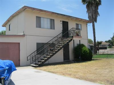 San Diego Multi Family 2-4 For Sale: 5565-67 Roswell St