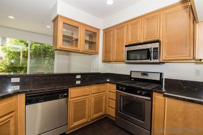San Diego County Townhouse For Sale: 1340 Caminito Dante #2