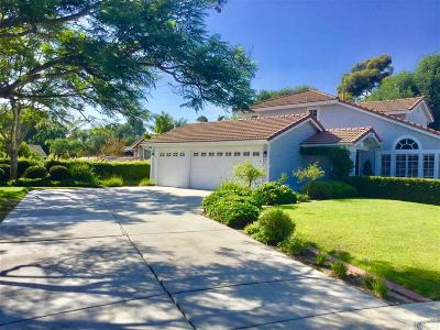 Carlsbad CA Single Family Home For Sale: $1,135,000
