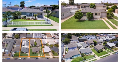 San Diego Multi Family 5+ For Sale: Oliver Avenue