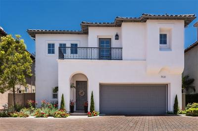Carlsbad CA Single Family Home For Sale: $995,000