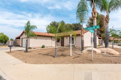 San Diego County Single Family Home For Sale: 1360 La Haina