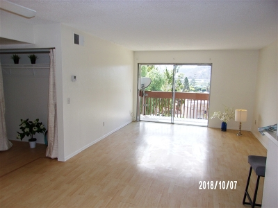 San Diego Attached For Sale: 6191 Rancho Mission Rd. #207