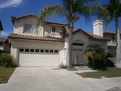 Chula Vista Single Family Home For Sale: 1084 Forest Lake Dr