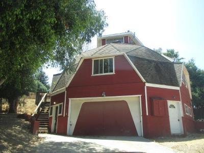 Single Family Home For Sale: 3349 Via Perlita