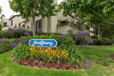 Point Loma, Point Loma Estates, Point Loma Heights, Point Loma Portal, Point Loma/Tingley Estates Townhouse For Sale: 3974 Voltaire St