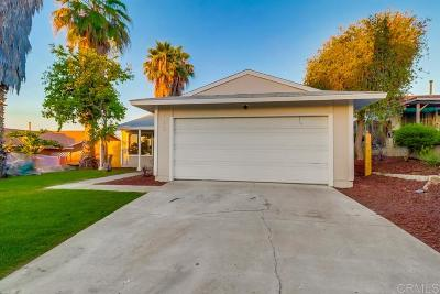 San Diego Single Family Home Sold: 135 65th St