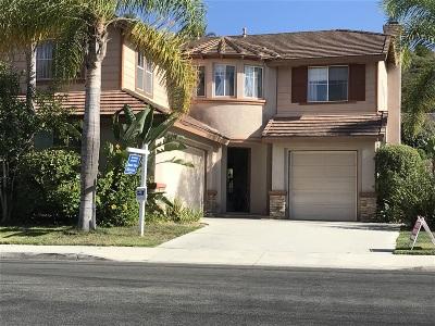 Oceanside Single Family Home For Sale: 4745 Sandalwood Way