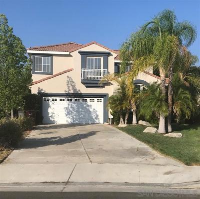 Murrieta CA Single Family Home For Sale: $445,000